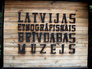 The Ethnographic Open-Air Museum of Latvia Open-air living museum in Riga, Latvia