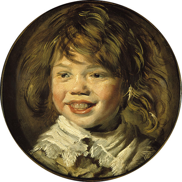 Fichier:Laughing boy by Frans Hals.JPG