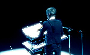 Laurie Anderson - Anderson performing Homeland in 2007.