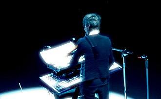 Laurie Anderson - Anderson performing Homeland in 2007.