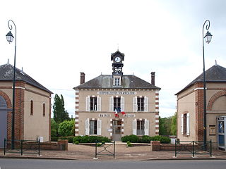 Lavau, Yonne Commune in Bourgogne-Franche-Comté, France