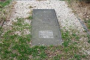 Lavrenti Ardaziani - L. Ardaniziani's grave in Vera Park, Tbilisi