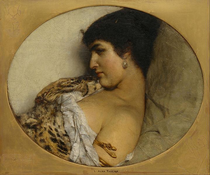 File:Lawrence Alma-Tadema - Cleopatra - Google Art Project (438464).jpg
