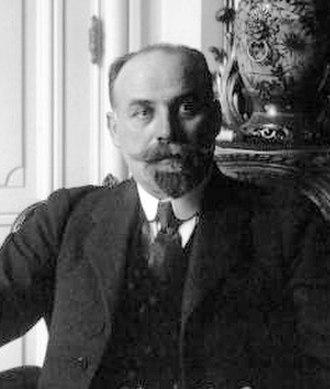 Prime Minister of Montenegro - Image: Lazar Mijuškovic 1916