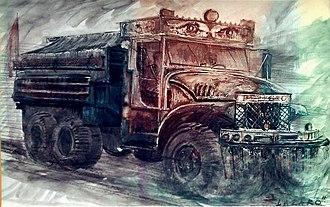 Sorcerer (film) - Image: Lazaro truck