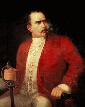 Francisco Laso de la Vega - Francisco Laso de la Vega. Posthumous portrait from  the 18th century.