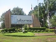 LeTourneau Technologies, Longview, TX IMG 4042