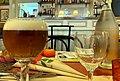 Le Bouchon (Belley), demi de bière.jpg