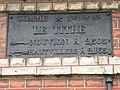 Le Titre, Somme, Fr, plaque de cocher.jpg