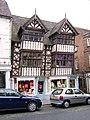 Leaning Shop, Mardol - geograph.org.uk - 117582.jpg