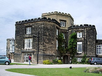 Leasowe - Leasowe Castle