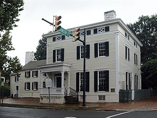 Lee–Fendall House historic house in Alexandria, Virginia