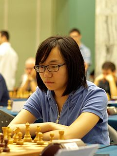 Lei Tingjie Chinese chess player