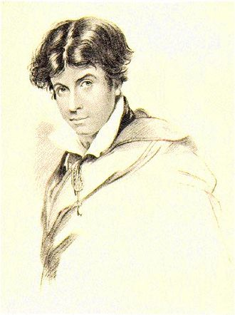 Leigh Hunt - Leigh Hunt, engraved by H. Meyer from a drawing by J. Hayter