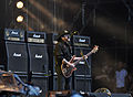 Lemmy Kilmister of Motörhead at Wacken Open Air 2013 03.jpg