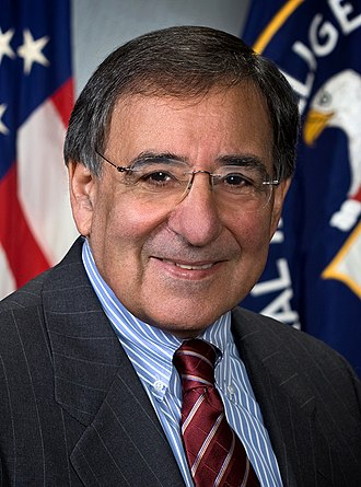 Director of the Central Intelligence Agency - Image: Leon Panetta official portrait (cropped)
