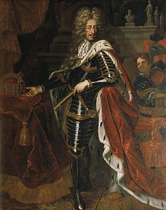 War of the Spanish Succession - Portrait of Leopold I, Holy Roman Emperor (1640–1705). Unknown.
