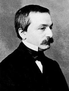 Leopold Kronecker German mathematician who worked on number theory and algebra (1823–1891)