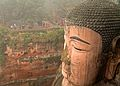 Leshan Sights (BUDDHA-BUDDHISM-CHENGDU-SICHUAN-CHINA) (2165330073).jpg