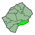 Lesotho Districts Qachas Nek 250px.png