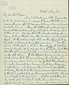 Letter signed R.E. Lee to Henry Kayser, May 4, 1840.jpg