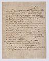 Lettre de Joséphine à Napoléon. Page 1 - Archives Nationales - AE-I-11-12-6-4.jpg