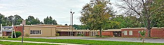 Chillum, Maryland - Lewisdale Elementary School