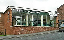 Library and Information Centre - Market Street, Birstall - geograph.org.uk - 491799.jpg