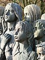Lidice Memorial - Memorial to Child Victims of War - By Marie Uchytilova - Near Prague - Czech Republic - 01.jpg
