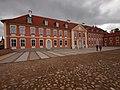 Lidzbark Warmiński, barokowy pałac na podzamczu zamku biskupiego - panoramio.jpg