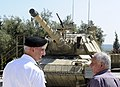 Lieutenant Hertling Tours the Latroun Museum and Grounds in Israel (6028924595).jpg