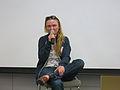 Lila Tretikov - Wikimedia ED - May 2014 12.jpg