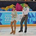 Lillehammer 2016 - Figure Skating Pairs Short Program - Su Yeon Kim and Hyungtae Kim.jpg