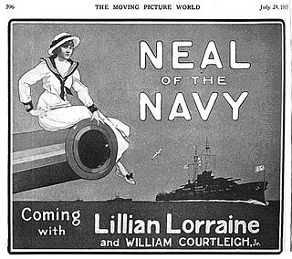 <i>Neal of the Navy</i> 1915 film