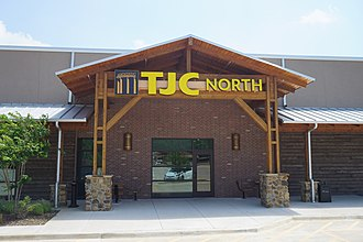 Tyler Junior College - TJC North in Lindale