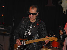 Link Wray v roce 2005