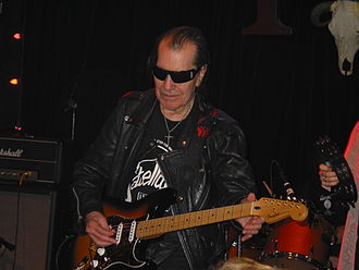 Link Wray - Image: Link Wray in Seattle 2005 (1)