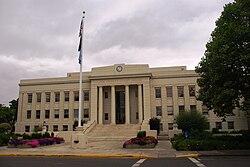 Linn County Courthouse Oregon.JPG