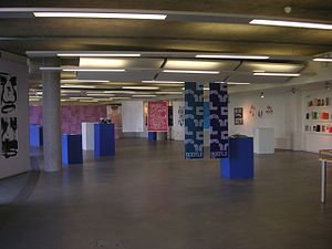 John Lennon Art and Design Building - Image: Liverpool Art & Design Academy Degree Show 06