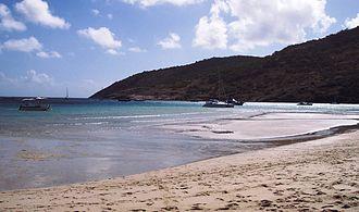 Lizard Island - Lizard Island beach