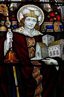 Llandaf, yr eglwys gadeiriol Llandaf Cathedral De Cymru South Wales 96.JPG