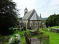 Llawddog, Eglwys Sant Llawddog Church, Cenarth, Carmarthenshire, Cymru Wales 20.jpg