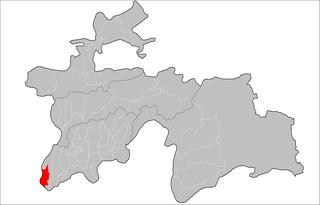 Nosiri Khusrav District Place in Khatlon Region, Tajikistan
