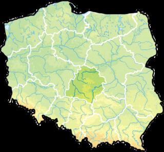 Łódź Voivodeship Voivodeship of Poland