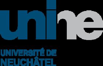 University of Neuchâtel - Image: Logo unine