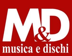 Musica e dischi - Image: Logo Musica e Dischi
