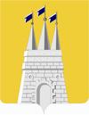 Ấn chương chính thức của Lokhvytsia