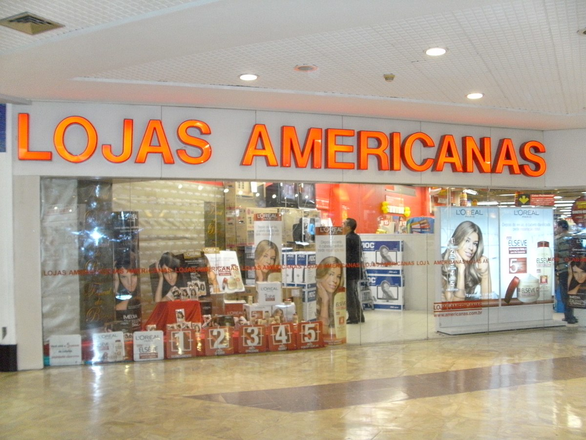 645e8eae525 Lojas Americanas - Wikipedia