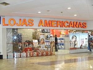 Lojas Americanas - Lojas Americanas in Recife.