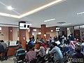 Loket dan Tampilan LCD TV Disduk Capil Tangerang Selatan.jpg